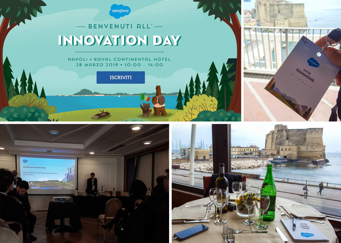 Salesforce Innovation Day in Napoli
